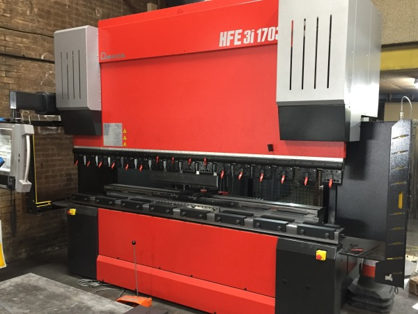 New Folding and Bending Machine Investment At SLP