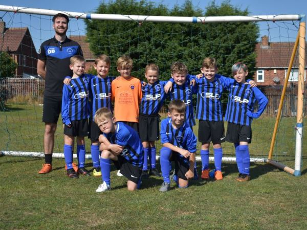 SLP Sponsor Local Junior Football Club