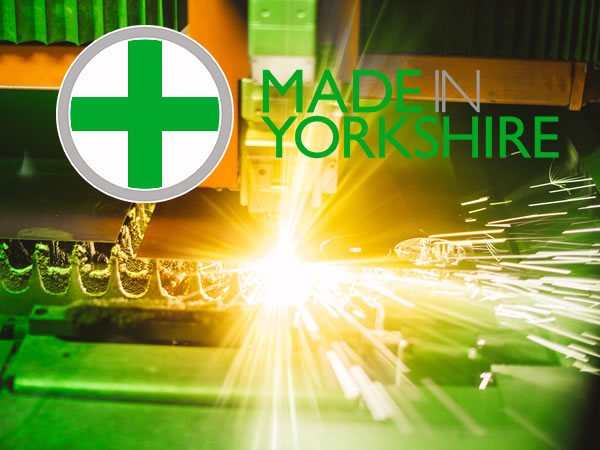 Specialised Laser Products Join The Made In Yorkshire Initiative