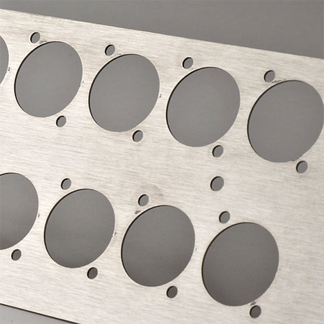 Stainless Steel 420 Grade Laser Cutting Laser Cutting