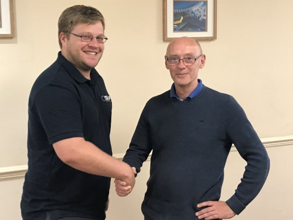 SLP Welcomes Tom Revill As Internal Sales Officer